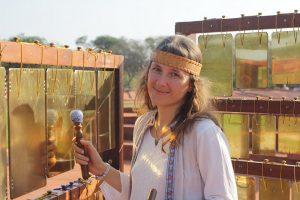 Soundbath Sessions in Auroville!